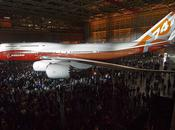 nouveau Boeing 747-8 intercontinental: visite virtuelle interne
