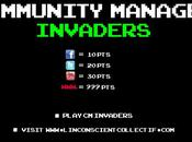 Community managers invaders shoot-them-all community