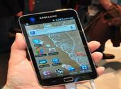 Dossier lecteur multimédia Samsung Galaxy WiFi