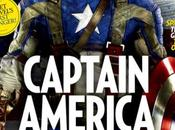CAPTAIN AMERICA Couverture magazine EMPIRE
