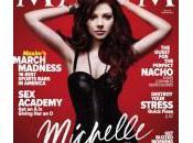 Michelle Trachtenberg pose pour Maxim