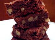 Brownies très chocolat