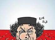 Kadhafi, t'es fini, peuple banni