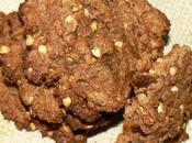 Cookies diététiques graines sarrasin, farine kamut caroube