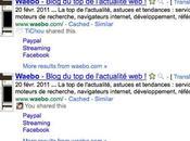 Twitter, Flickr Quora viennent compléter résultats sociaux Google