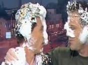 Rémi Gaillard fout bordel lors d'une émission France Montpellier