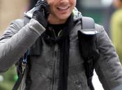 Efron Trop craquant tournage Year's (photos)