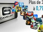 Gameloft Plus jeux iPad, iPhone iPod Touch 0.79€ (Asphalt Modern Combat, Real Football,