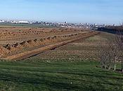 Disparition champs plaine Fleury-sur-Orne