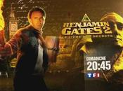 Benjamin Gates Livre Secrets soir bande annonce