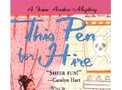 Jaine Austen Mysteries Laura Levine: This Hire (tome