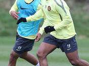 Valencia retour l'entraînement