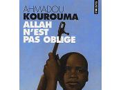Allah n'est obligé Ahmadou Kourouma