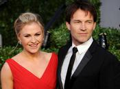 Anna Paquin Stephen Moyer Vanity Fair Oscar Party