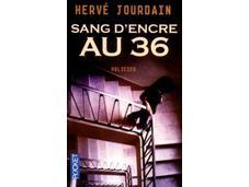 SANG D'ENCRE Hervé Jourdain