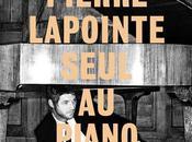 Pierre Lapointe nouvelles dates