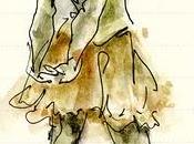 Pour finir… (croquis sculptures Degas)