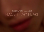 TAYLOR McFERRIN PLACE HEART