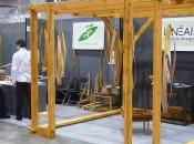 Salon Européen Bois l'Habitat Durable Grenoble, espace Alpexpo
