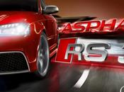 Asphalt Audi Soyez plus rapide repartez avec Sportback