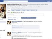 Michel Polnareff menace fermeture page Facebook