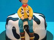 Gateau woody story