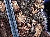 [comics] Wolfskin furie barbare