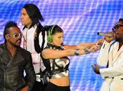 Black Eyed Peas concert charité Central Park