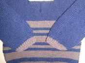 Tricoter pull pour garçon mois).
