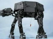 Star Wars Lego Battle Hoth