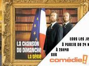 Chanson Dimanche série arrive chaine Comédie