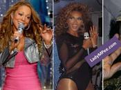 Beyoncé, Mariah Carey Usher reversent l'argent Kadhafi.