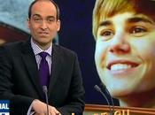 Justin Bieber parle (Vidéo)