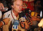 Luca Montezemolo très confiant pour 2011