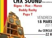 BASS BOUM(VANDER MELLOW FYAH BEAT) SOUND (FEAT. DADDY RUSHY PAPA mars 2011 Cercle