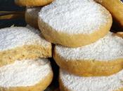 Biscuits fondants rhum épices