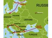 North Stream South Gazprom tactique tenaille