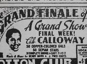 Semaine mars 1937 dernières séances saison Cotton Club