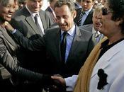 Sourire Rama Yade hilarité Sarkozy photos
