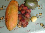 Tahiti paradis fruit
