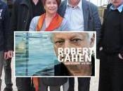 "Brochette d'artistes Karlsruhe pour ""Narrathing invisible"" Robert Cahen"
