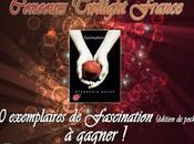 Résultats concours Twilight France Hachette Jeunesse