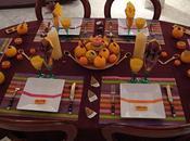 oranges épices