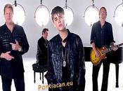 Justin Bieber clip avec Rascal Flatts, plus adulte (Vidéo)