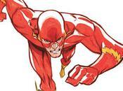 Flash stoppé Comics