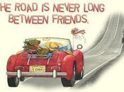chemin n'est jamais long entre amis