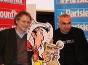 Lucky Luke contre Pinkerton, prix lecteurs Parisien