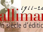Gallimard siècle d'édition