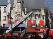 Incendie l'Elysée Montmartre liste concerts risquent d'être annulés