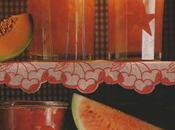 Confiture pastèque melon